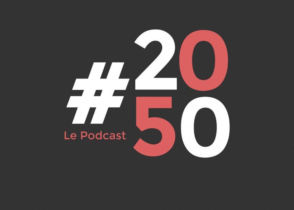 #2050 le podcast   Chaque semaine, Rebecca Armstrong rencontre une personne pour imaginer 2050. Inégal selon les invités, mais souvent intéressant.