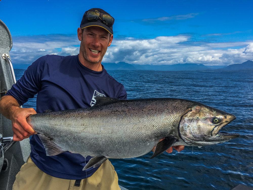 The Tofino Salmon Enhancement Society