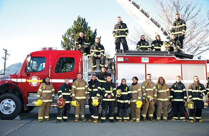 Tofino Volunteer Fire Department