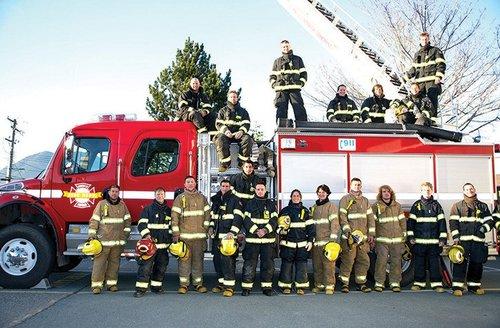 Tofino Volunteer Fire Dept.