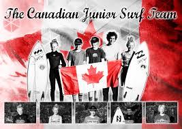 Canadian Junior Surfers