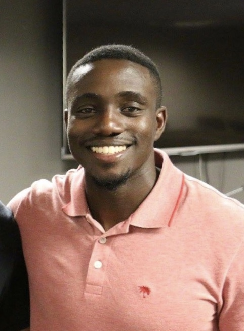"Leke Lewu is a minister in Miami. He moved to Miami to work for the ministry and finish his two bachelors' degrees in Sociology and Portuguese. Leke loves basketball, Lebron ""The Goat"" James, Chipotle, FIFA, reading, long walks on the beach (jk), & has been encouraged and excited to be in Miami as he has had dreams of going to the mission field to Brazil."
