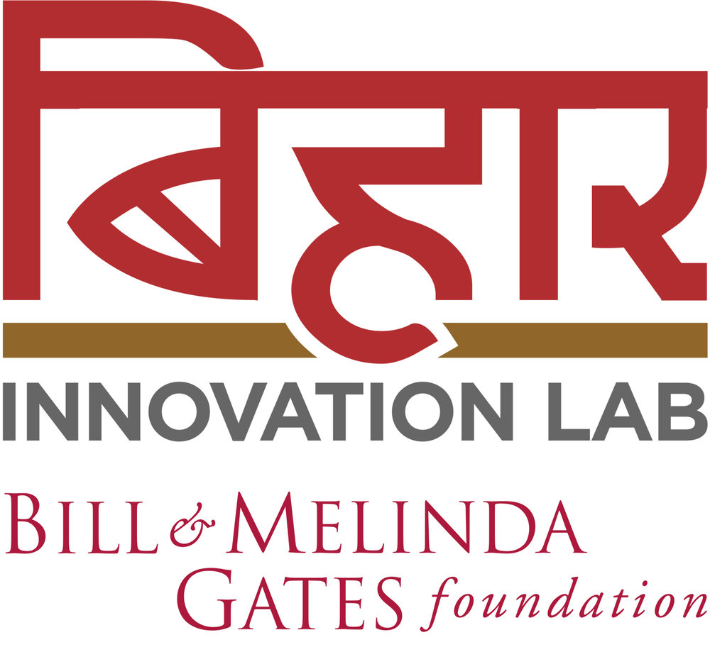 The Bihar Innovation Lab (BIL) - BIL is a venture of The Centre for Knowledge Societies, created with the intention of tackling the high infant and mother mortality rates in Bihar, a state of India. This project was part of multi-pronged attempt to improve child vaccination services provided by the Govt. of India in rural Bihar.