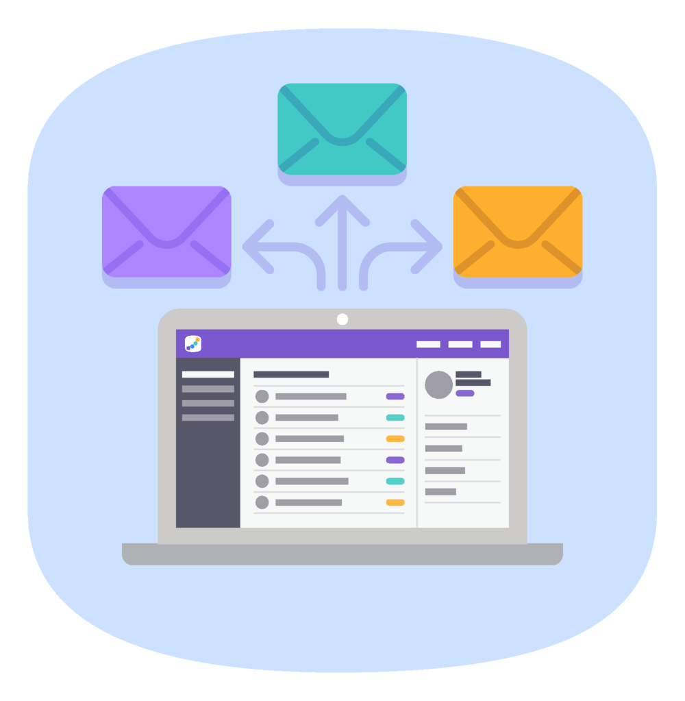 Streamlined Workflow - Lineup will help you manage everything from applications to team confirmation through our holistic email and notification system.