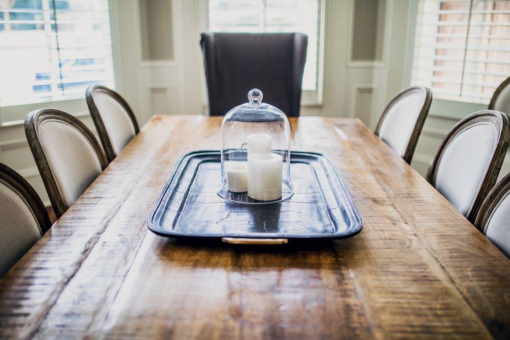 GoingGosnell.DiningRoomTable.JPG