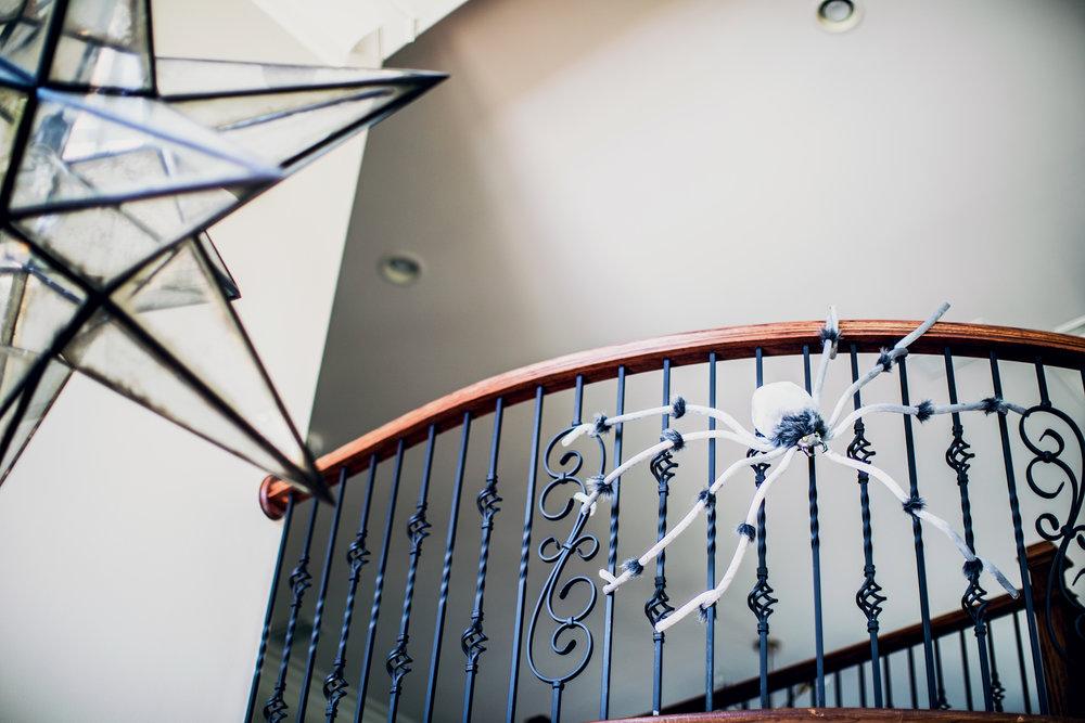 GoingGosnell.Foyer.Spiders.JPG