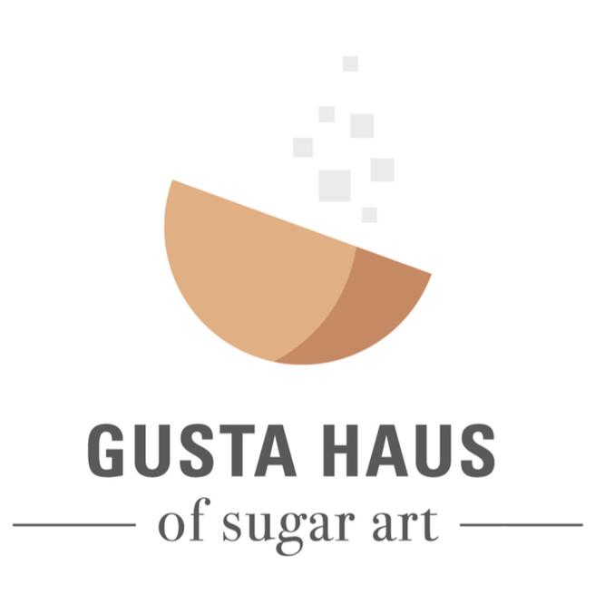 Gusta Haus of Sugar Art logo