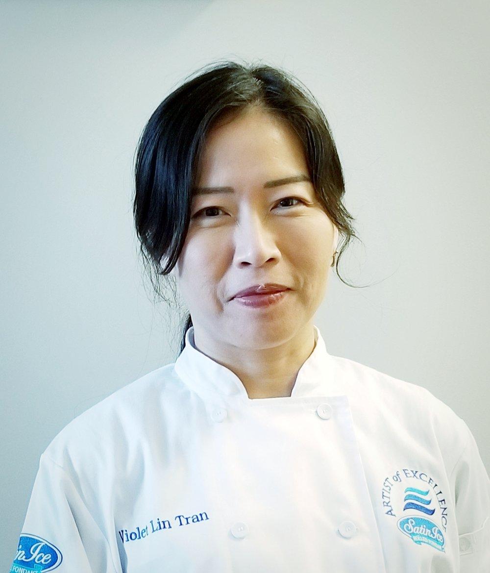 Guest Instructor - Violet Lin Tran