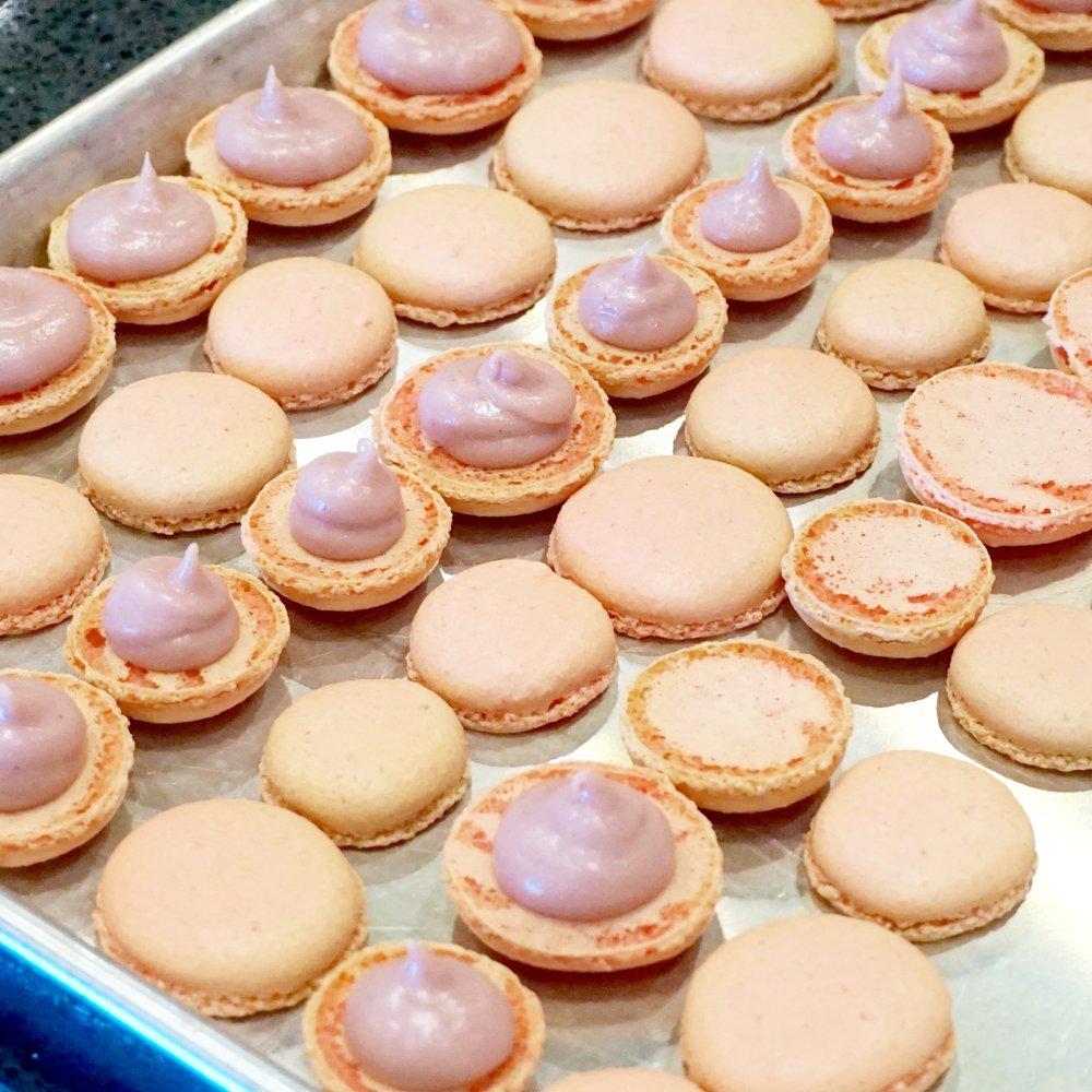 Basic Macaron Skills