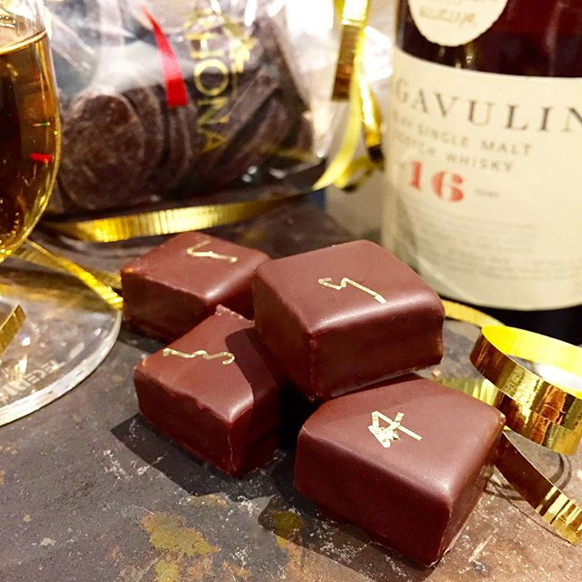 """Indifference lays path for entrapment, whereas connoisseurship leads to finding singularity.  This is the finale of your story, and mayhap a beginning of another. . single malt whisky ganache 