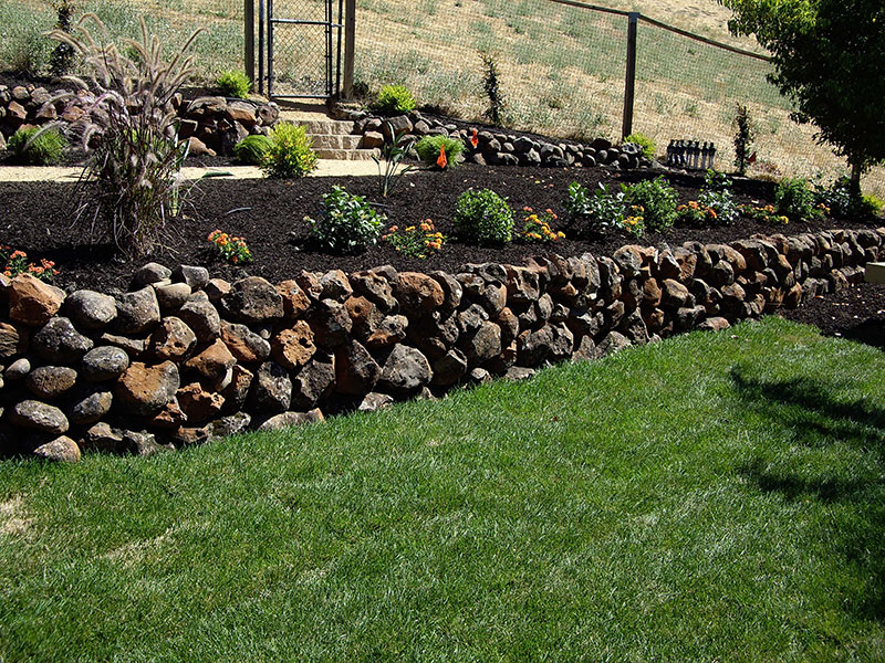 A Top Service - We know everyone has different ideas of what the perfect yard looks like, we are more than happy to help you achieve your dreams.