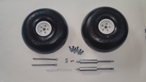 Upgrade Kit: Retrofit 25E Gear for Carbon Z Cub | $200