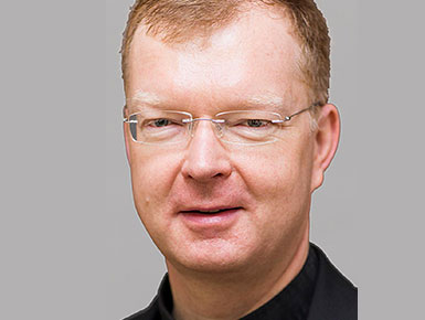 Father Hans Zollner, SJ  Academic Vice-Rector, Dean of the Institute of Psychology and President of the Centre for Child Protection of the Pontifical Gregorian University in Rome
