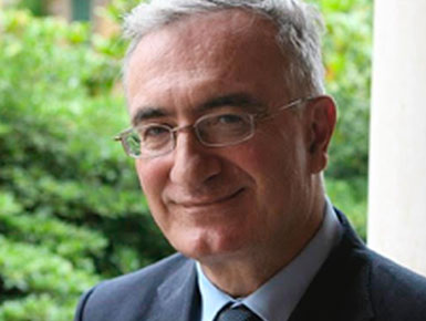 Prof. Ernesto Caffo  Founder and President of SOS Il Telefono Azzurro Onlus and Foundation Child and Chair Professor of Child and Adolescent Psychiatry at the University of Modena