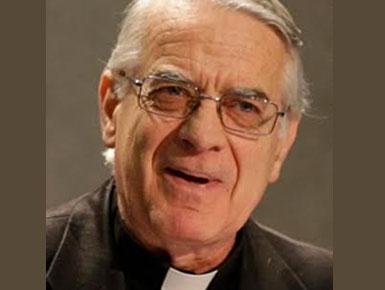 Fr. Federico Lombardi, SJ