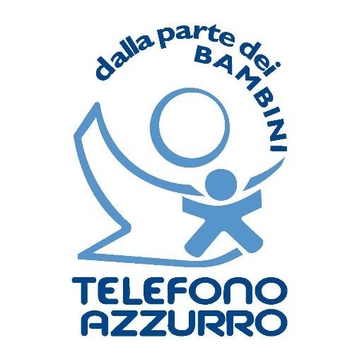 Telefono Azzurro   Telefono Azzurro is a non-profit organization, born in Bologna in 1987 and founded by Professor Ernesto Caffo, with the main purpose of protecting and taking care of minors from abuse and violence. It has been for nearly 30 years a landmark for children and adolescents in difficulty. Every day, 24hours per day, Telefono Azzurro is present where there is the need of listening, prevention, awareness and intervention, through telephone lines, on the Internet, through Institutions, and more directly on the field, in schools or prisons.  For more information visit  http://www.azzurro.it .