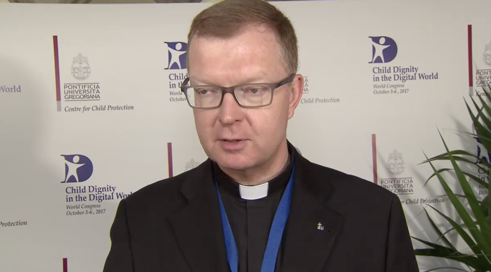 INTERVIEW WITH FATHER HANS ZOLLNER (ENG/ITL)