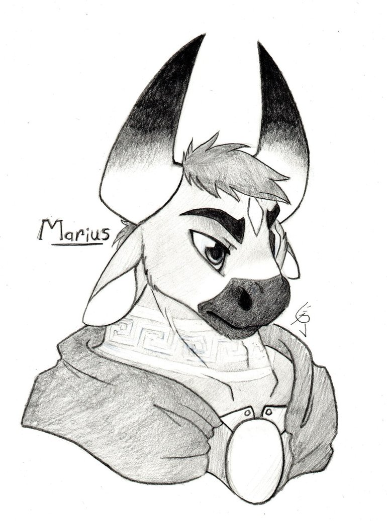 Marius by GrayREM