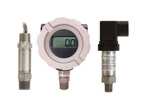 Pressure Transmitters -