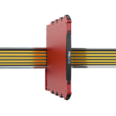 Universal Signal Converter SLIM Series Model 3114 -