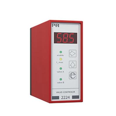Valve Controller for PWM Driven Valves Model 2224 -