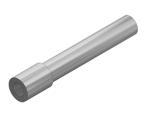 "Socket Weld Straight 0.260"" Bore Thermowell Model SW22 (PDF) -"