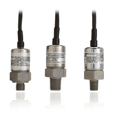 Compact Pressure Transmitter Model AST4100 (PDF) -