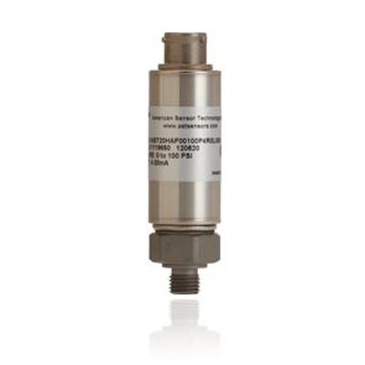 Precision High Pressure Transmitter Model AST20HA (PDF) -
