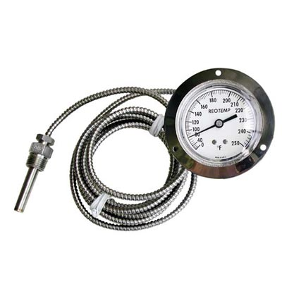 Vapor Actuated Thermometer (PDF) -
