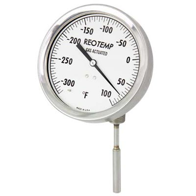 Gas Actuated Thermometer (PDF) -