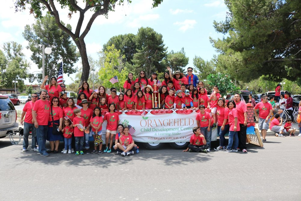 Strawberry Festival Parade 2017