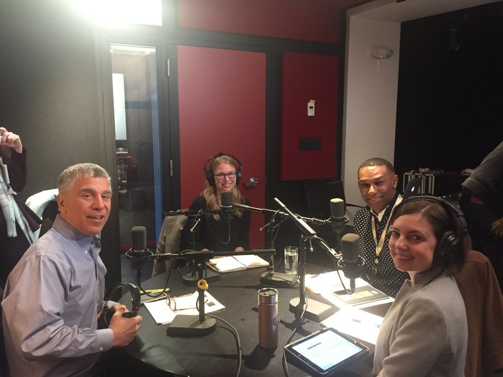 Experts Talk about Sexual Harassment in the Workplace - Purple Campaign President Ally Coll joins National Women's Law Center's Senior Counsel for State Policy, Andrea Johnson and the CEO of the Society of Human Resource Management (SHRM), Jonny Taylor on the Lorne Epstein Show for a discussion on workplace sexual harassment. Listen to the full episode here.