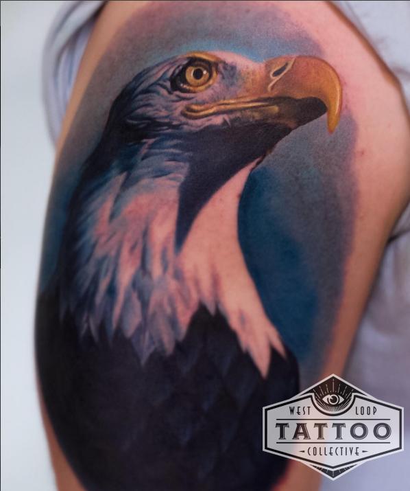 Josh — West Loop Tattoo Collective