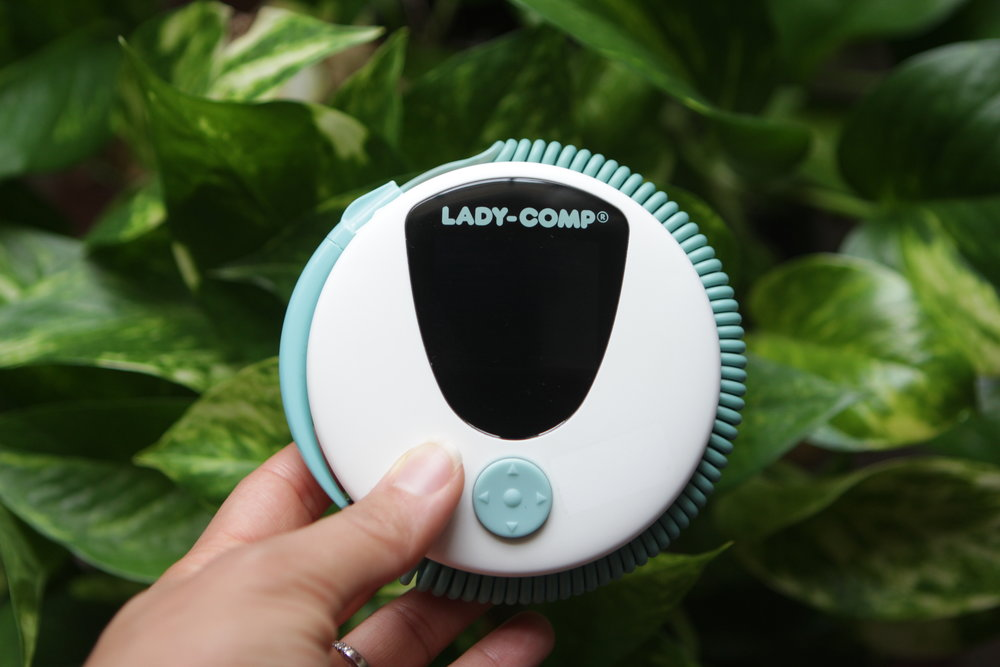 Lady Comp - The Lady of the Hour!