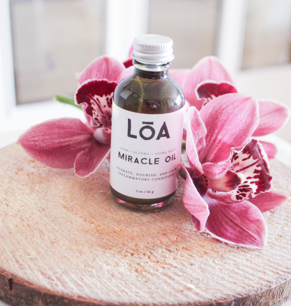 LŌA Miracle Oil by LŌA Apothacary