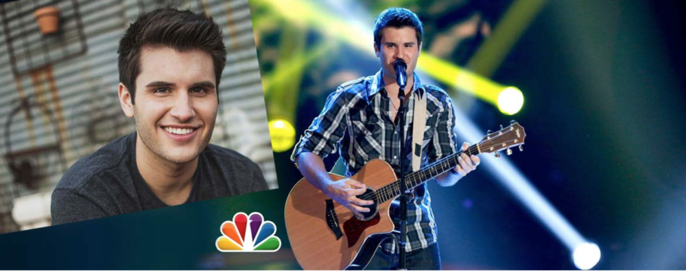 Brandon Chase took an unusual background all the way to The Voice and now to a growing country music career.