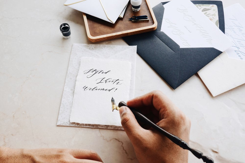 Reverie Calligraphy and Lifestyle Studio