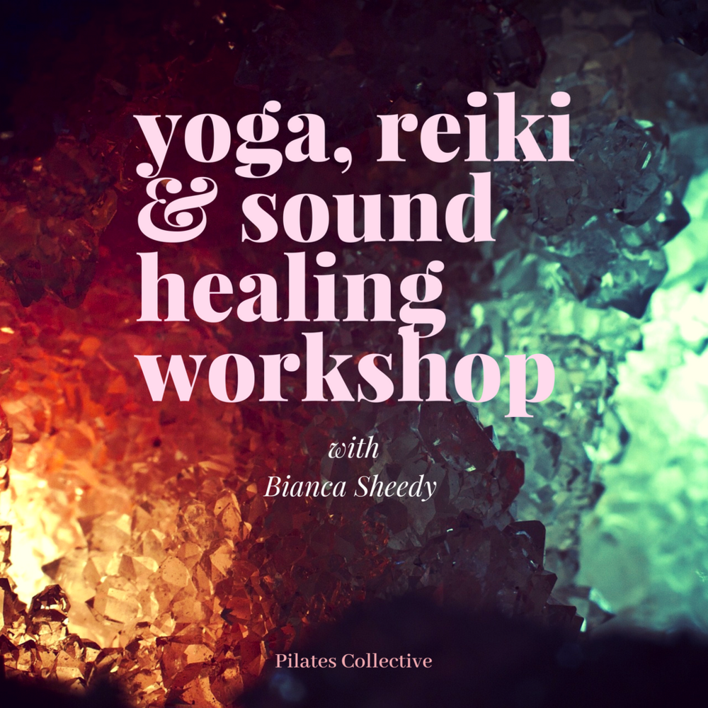 yoga, reiki & sound healing 