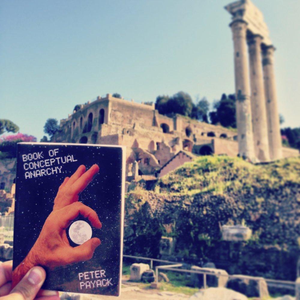 Forum Romanum, Roma, Italia