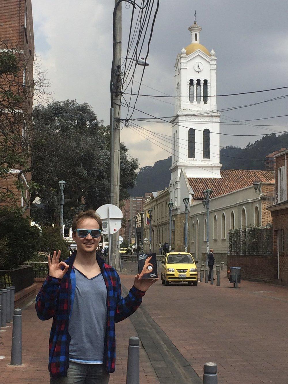 City Hall, Bogota, Colombia.