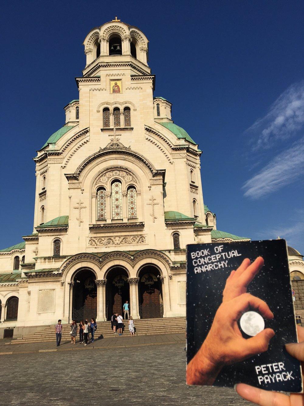 Alexander Nevsky Cathedral, Sophia, Bulgaria