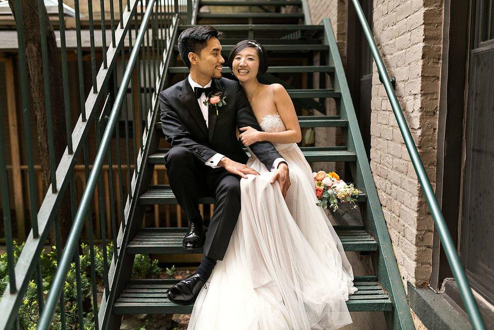 Jea Yoon & Niels - BROOKLYN, NY