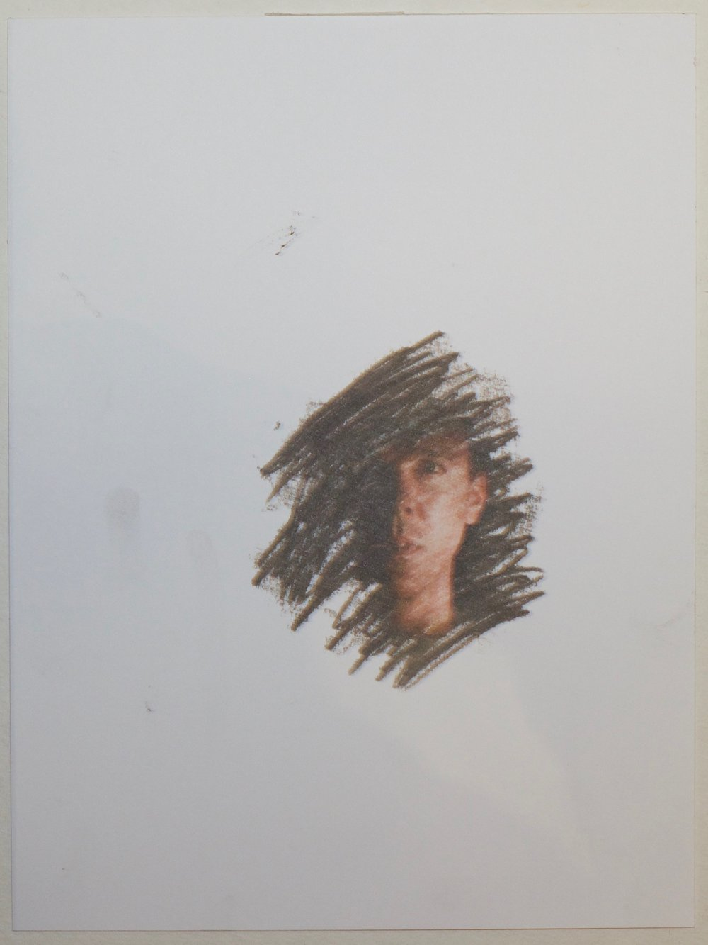 Self-portrait as myself in 2007