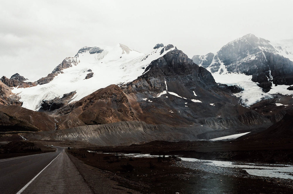 Icefields Parkway - AB