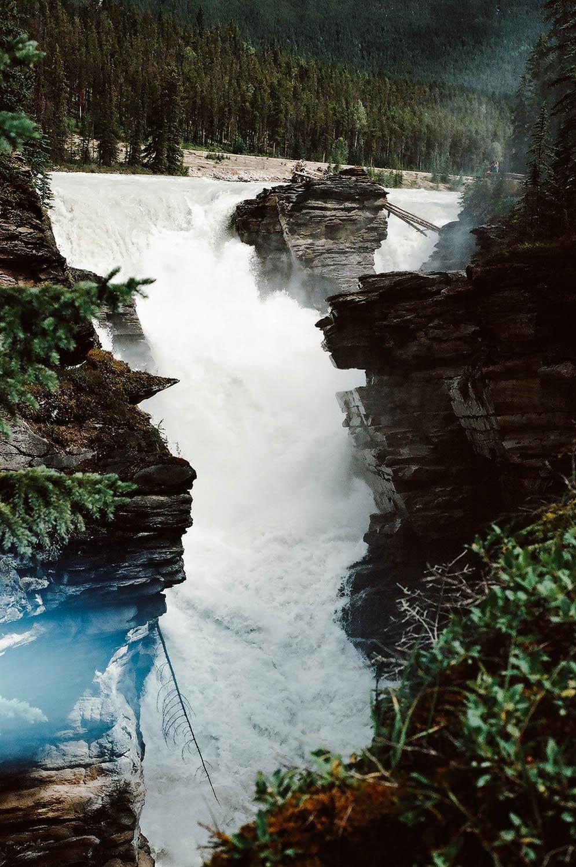 Athabasca Falls, AB