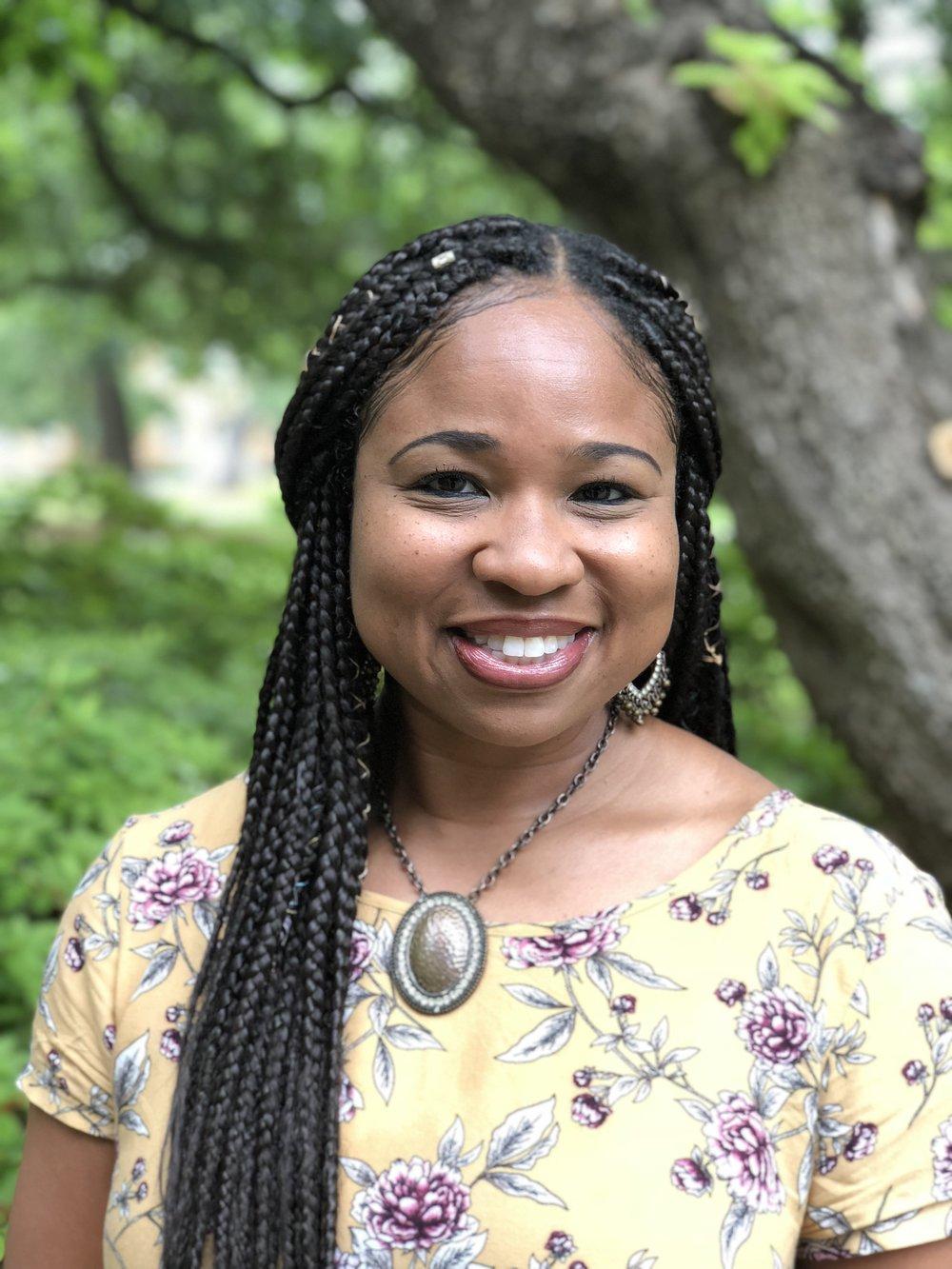 Aisha Champagne Graphic Design Adjunct Professor,  See Bio +