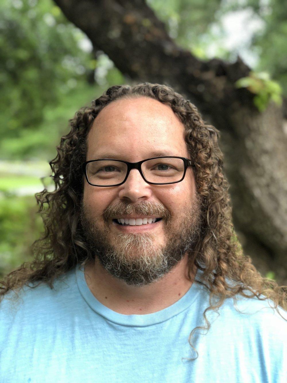 Josh Jertberg, Game Art & Animation Faculty