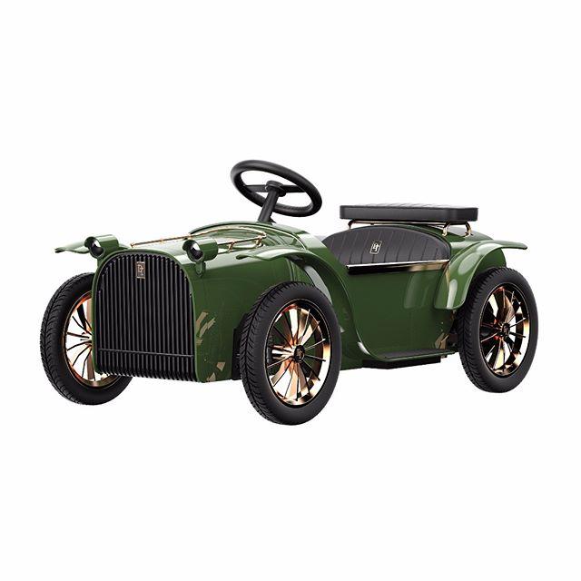 디트로네 S   version  디트로네 S는 바디 색상(블랙, 카키, 화이트)과 시트/휠 스티어 가죽 색상(레드 브라운, 오렌지, 블랙)을 감각적으로 조합할 수 있는 고객 맞춤형 제품입니다. - #디트로네 #디트로네s #dthrone #유아전동차 #패밀리motorvehicle #전동차 #car #kidscar #kids #classiccar #khaki #green #black
