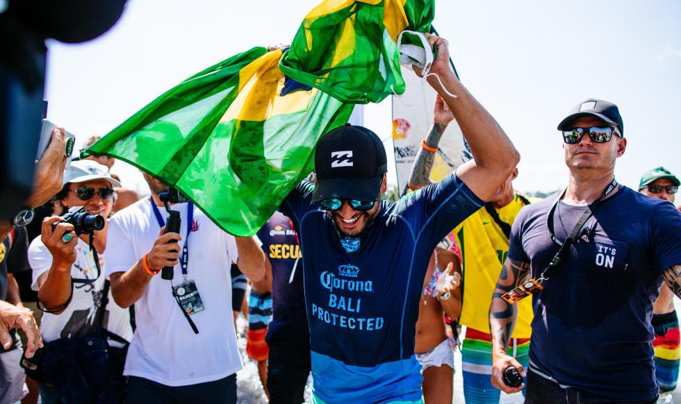 Ítalo é Terceiro - Brasileiro tem duas vitórias no ano.