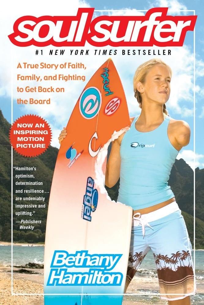 Superação - Desde os 13 anos, Bethany se adaptou e continua na elite do surf feminino.